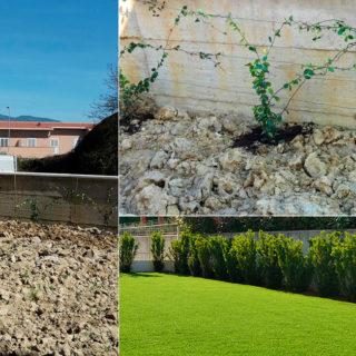 Realizzazione e manutenzione di Terrazze e Giardini